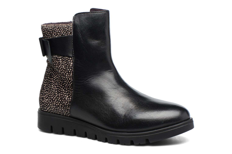 Bottines et boots Gioseppo Casona Marron vue détail/paire