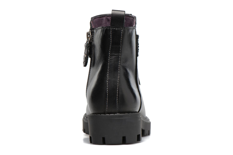Bottines et boots Gioseppo Dover Noir vue droite