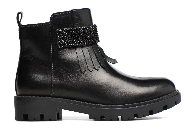 Bottines et boots Gioseppo Dover Noir vue derrière