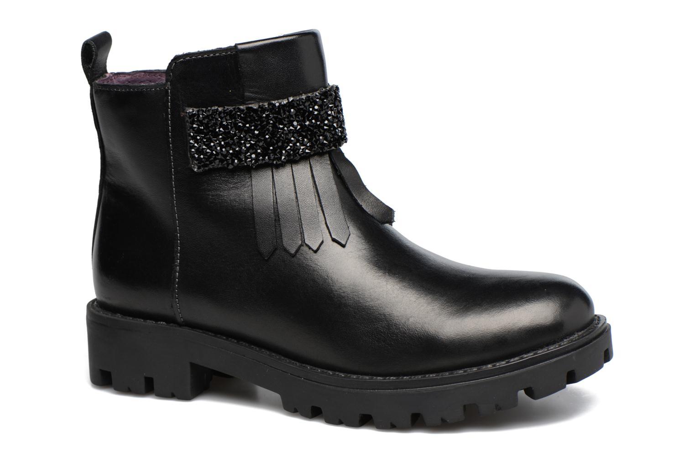 Bottines et boots Gioseppo Dover Noir vue détail/paire