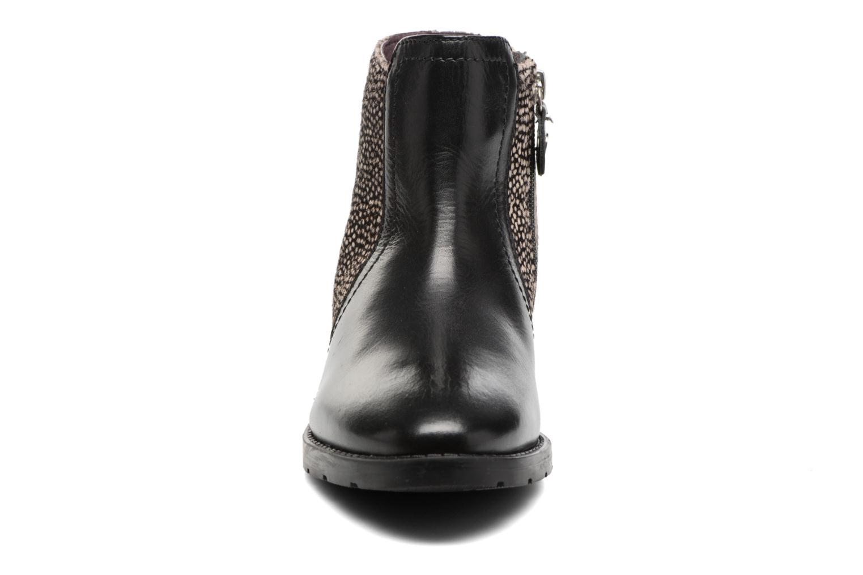 Bottines et boots Gioseppo Fontecha Noir vue portées chaussures
