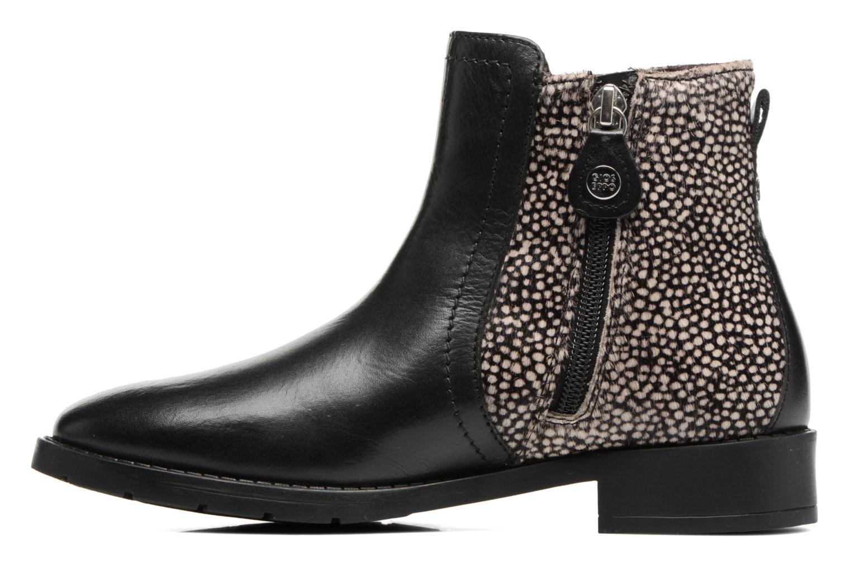 Bottines et boots Gioseppo Fontecha Noir vue face
