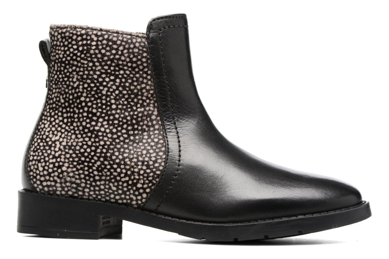 Bottines et boots Gioseppo Fontecha Noir vue derrière