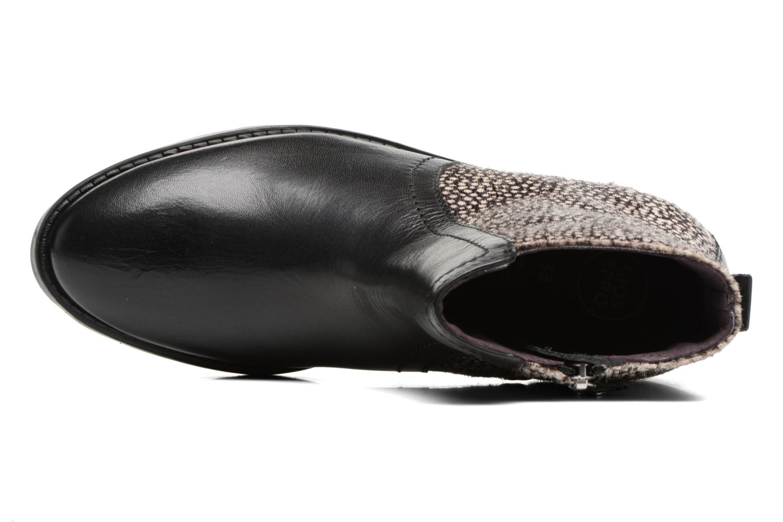 Bottines et boots Gioseppo Fontecha Noir vue gauche