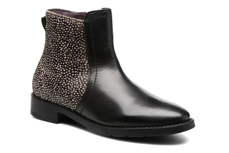 Bottines et boots Gioseppo Fontecha Noir vue détail/paire