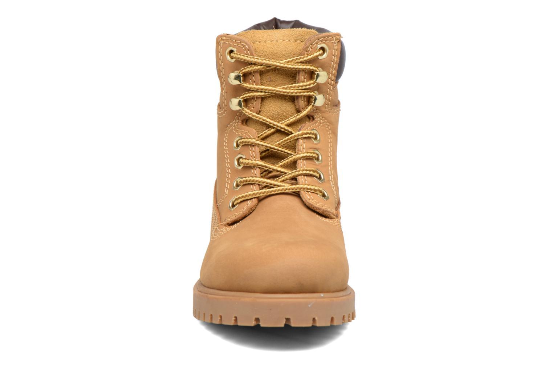 Bottines et boots Gioseppo Lander Marron vue portées chaussures