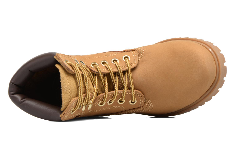 Bottines et boots Gioseppo Lander Marron vue gauche