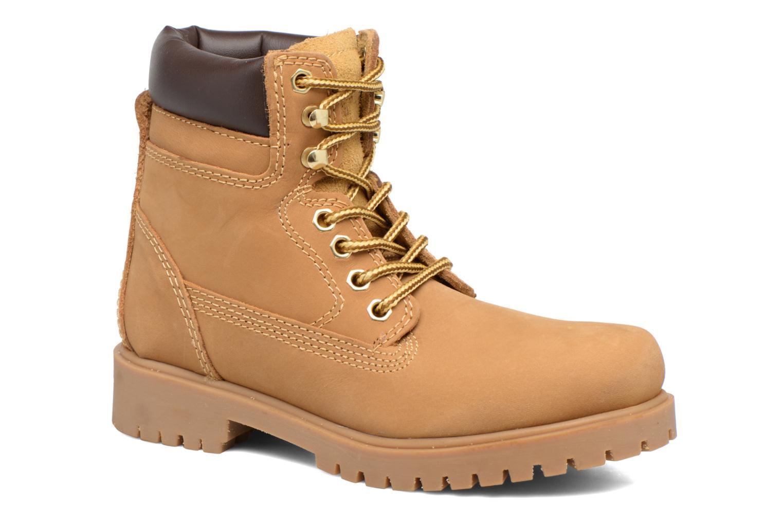 Bottines et boots Gioseppo Lander Marron vue détail/paire