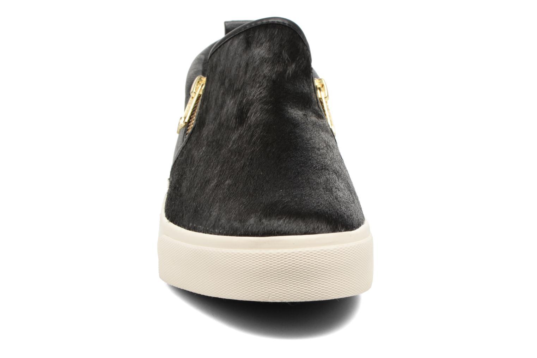 Baskets Gioseppo Amele Noir vue portées chaussures
