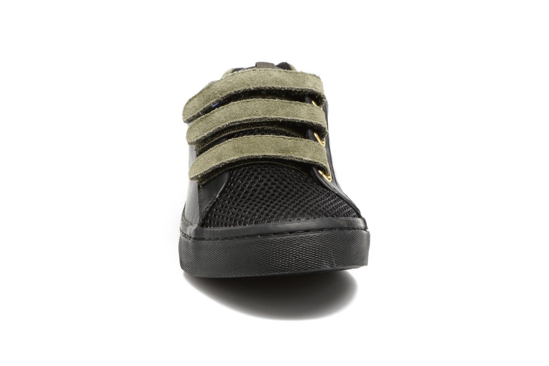 Baskets Gioseppo Betna Noir vue portées chaussures