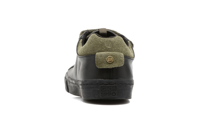 Baskets Gioseppo Betna Noir vue droite