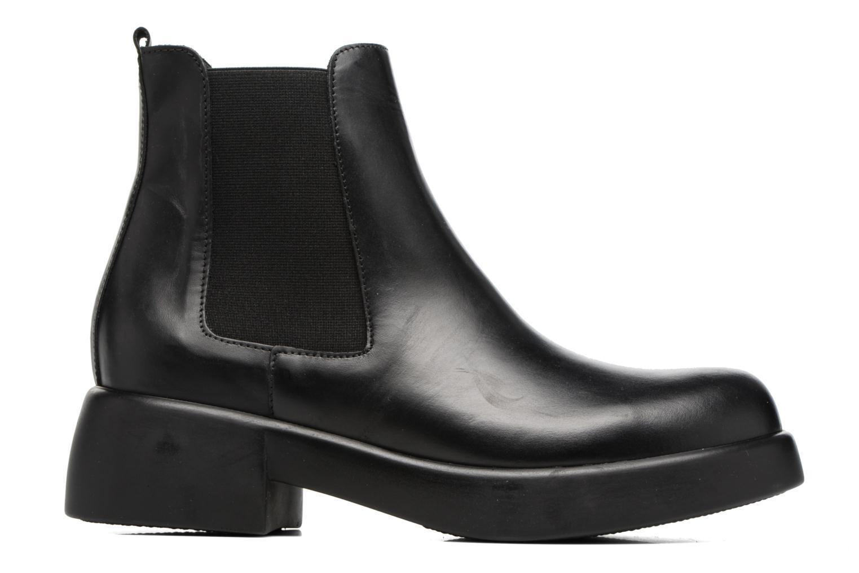 Bottines et boots Gioseppo Gregara Noir vue derrière