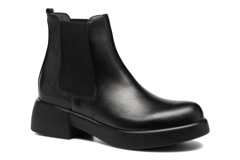 Bottines et boots Gioseppo Gregara Noir vue détail/paire