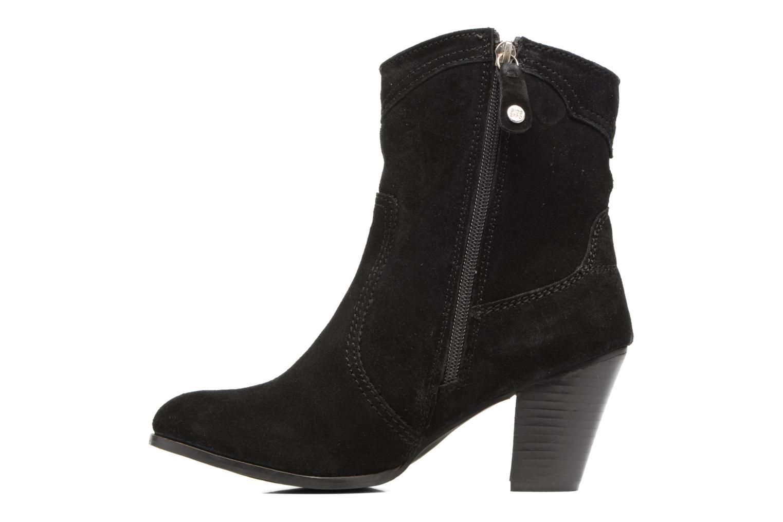Bottines et boots Gioseppo Hoover Noir vue face