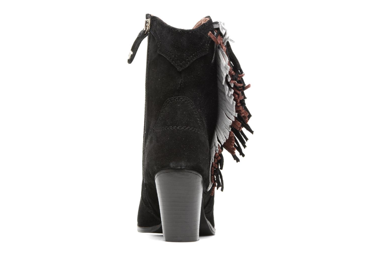 Bottines et boots Gioseppo Hoover Noir vue droite