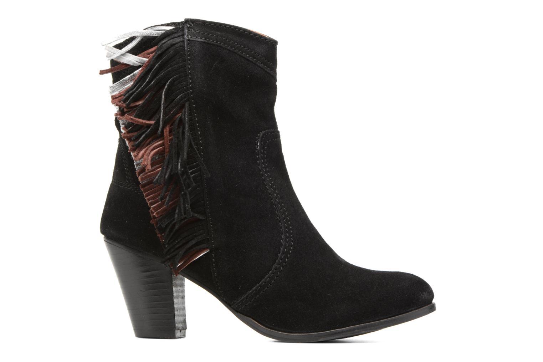 Bottines et boots Gioseppo Hoover Noir vue derrière