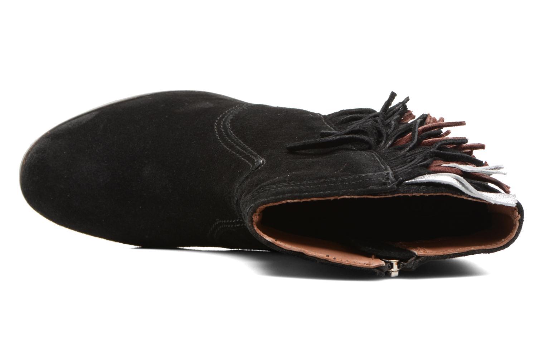 Bottines et boots Gioseppo Hoover Noir vue gauche