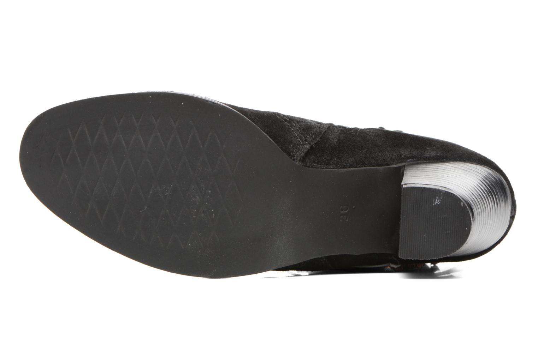 Bottines et boots Gioseppo Hoover Noir vue haut
