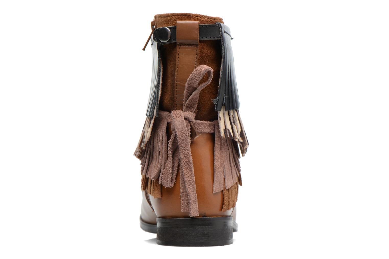 Bottines et boots Gioseppo Indiana Marron vue droite