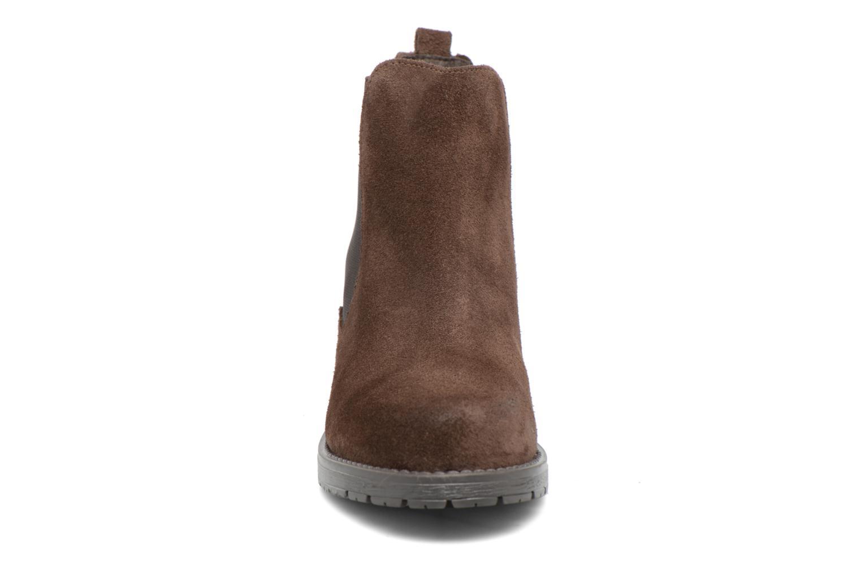 Bottines et boots Gioseppo Karath Marron vue portées chaussures
