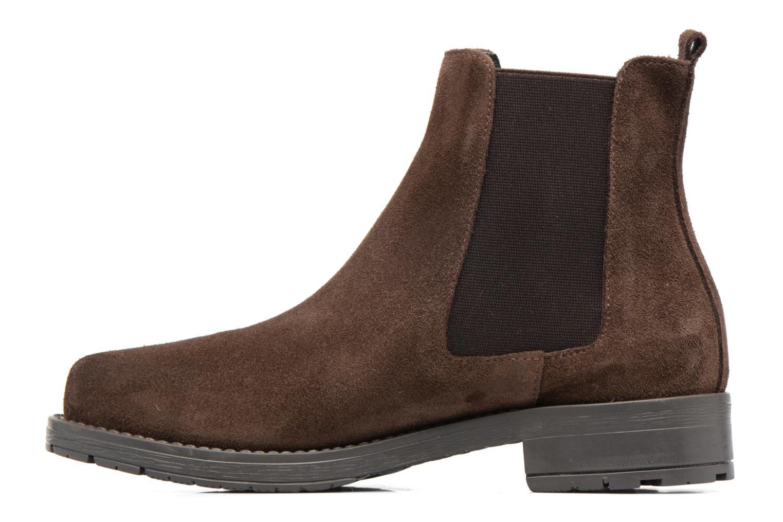 Bottines et boots Gioseppo Karath Marron vue face