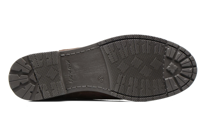 Bottines et boots Gioseppo Karath Marron vue haut