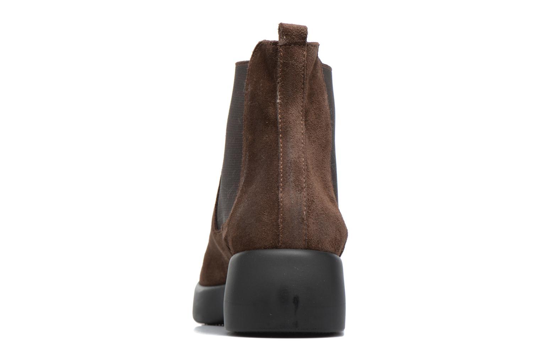 Bottines et boots Gioseppo Padme Marron vue droite