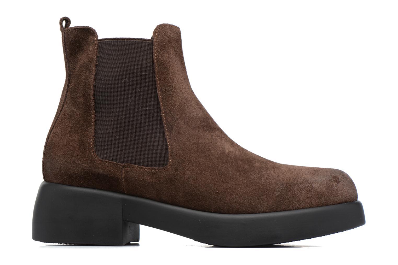 Bottines et boots Gioseppo Padme Marron vue derrière