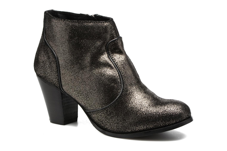 Bottines et boots Gioseppo Pensilvania Gris vue détail/paire