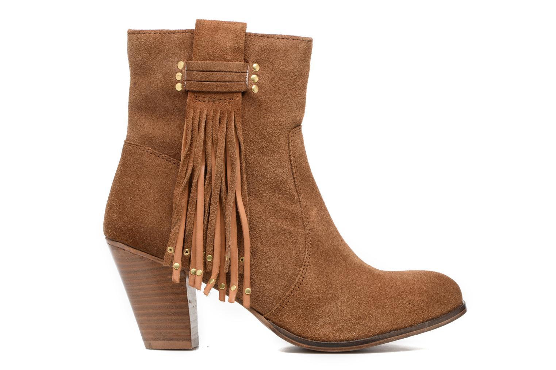 Bottines et boots Gioseppo Shelby Marron vue derrière