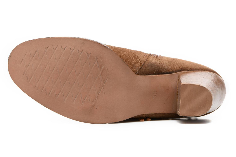 Bottines et boots Gioseppo Shelby Marron vue haut