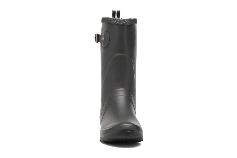 Bottes Gioseppo Sisley Noir vue portées chaussures