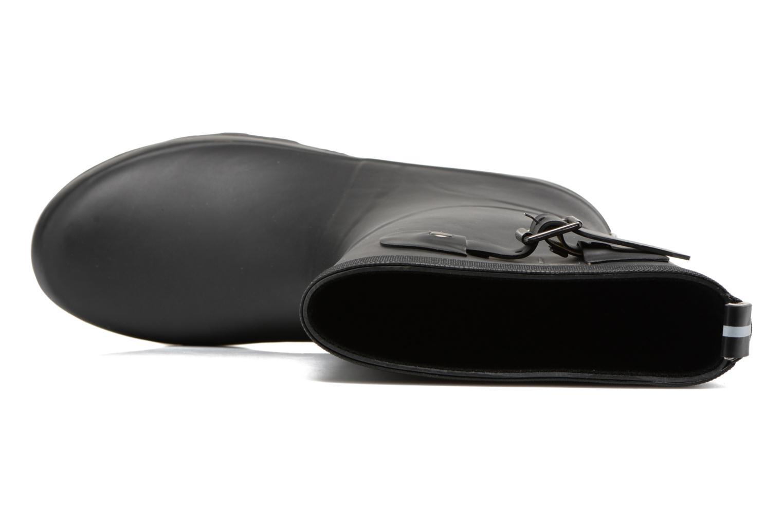 Bottes Gioseppo Sisley Noir vue gauche