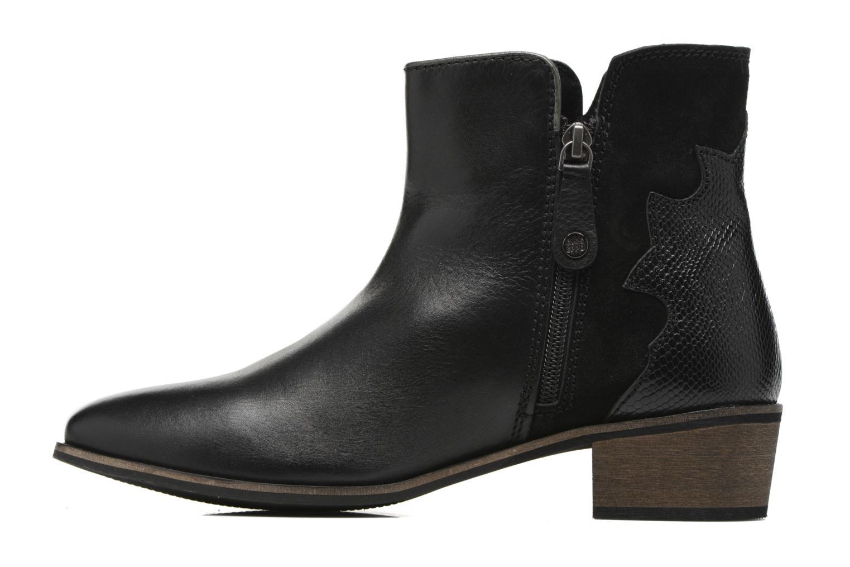 Bottines et boots Gioseppo Stuttgart Noir vue face