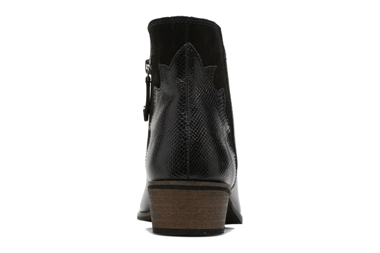Bottines et boots Gioseppo Stuttgart Noir vue droite