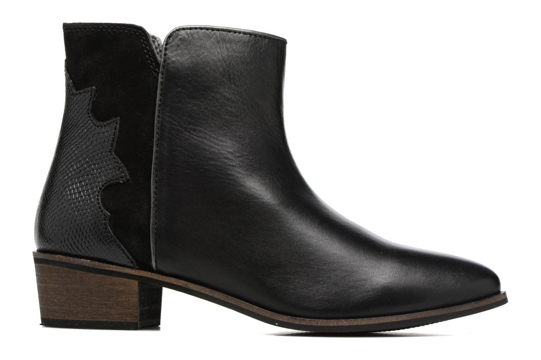 Bottines et boots Gioseppo Stuttgart Noir vue derrière
