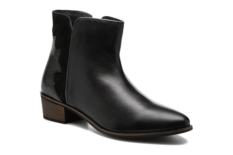 Bottines et boots Gioseppo Stuttgart Noir vue détail/paire