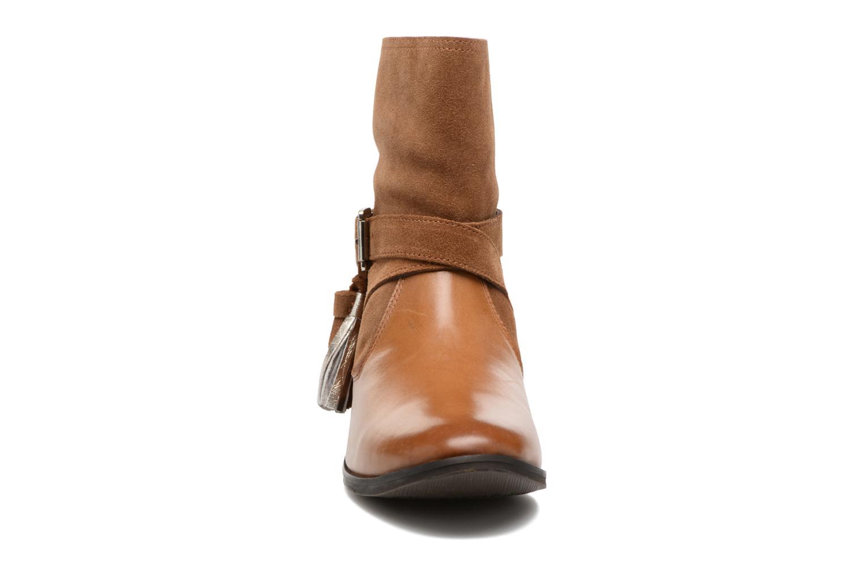 Bottines et boots Gioseppo Vermont Marron vue portées chaussures
