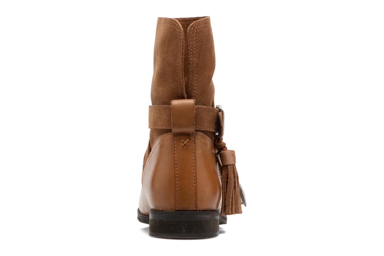 Bottines et boots Gioseppo Vermont Marron vue droite