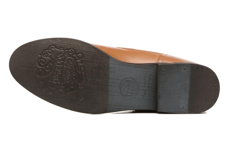 Bottines et boots Gioseppo Vermont Marron vue haut
