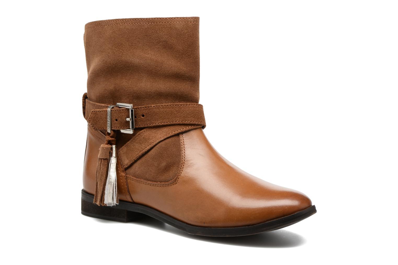 Bottines et boots Gioseppo Vermont Marron vue détail/paire
