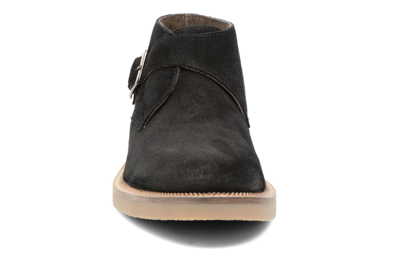 Bottines et boots Gioseppo Ailama Noir vue portées chaussures