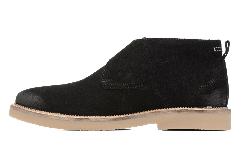 Bottines et boots Gioseppo Ailama Noir vue face