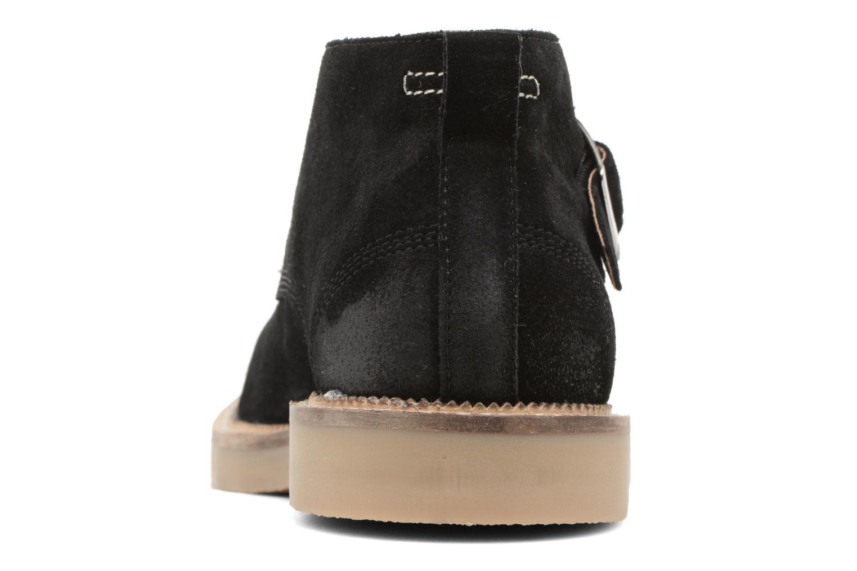 Bottines et boots Gioseppo Ailama Noir vue droite