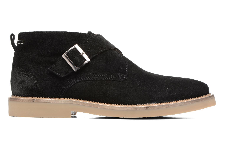 Bottines et boots Gioseppo Ailama Noir vue derrière