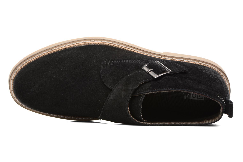 Bottines et boots Gioseppo Ailama Noir vue gauche