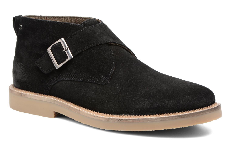 Bottines et boots Gioseppo Ailama Noir vue détail/paire