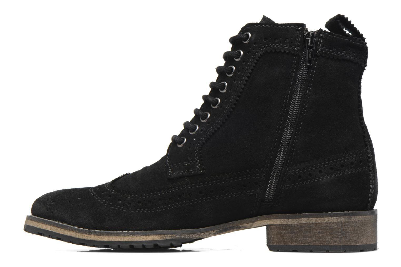 Bottines et boots Gioseppo Aneto Noir vue face