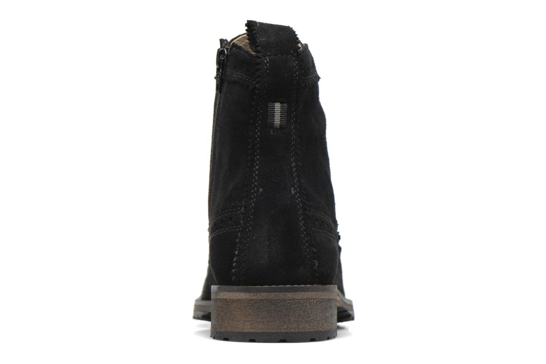 Bottines et boots Gioseppo Aneto Noir vue droite