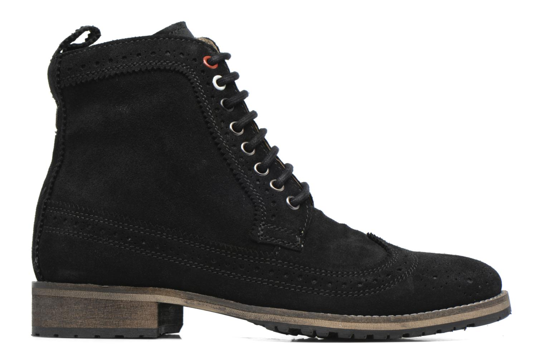 Bottines et boots Gioseppo Aneto Noir vue derrière